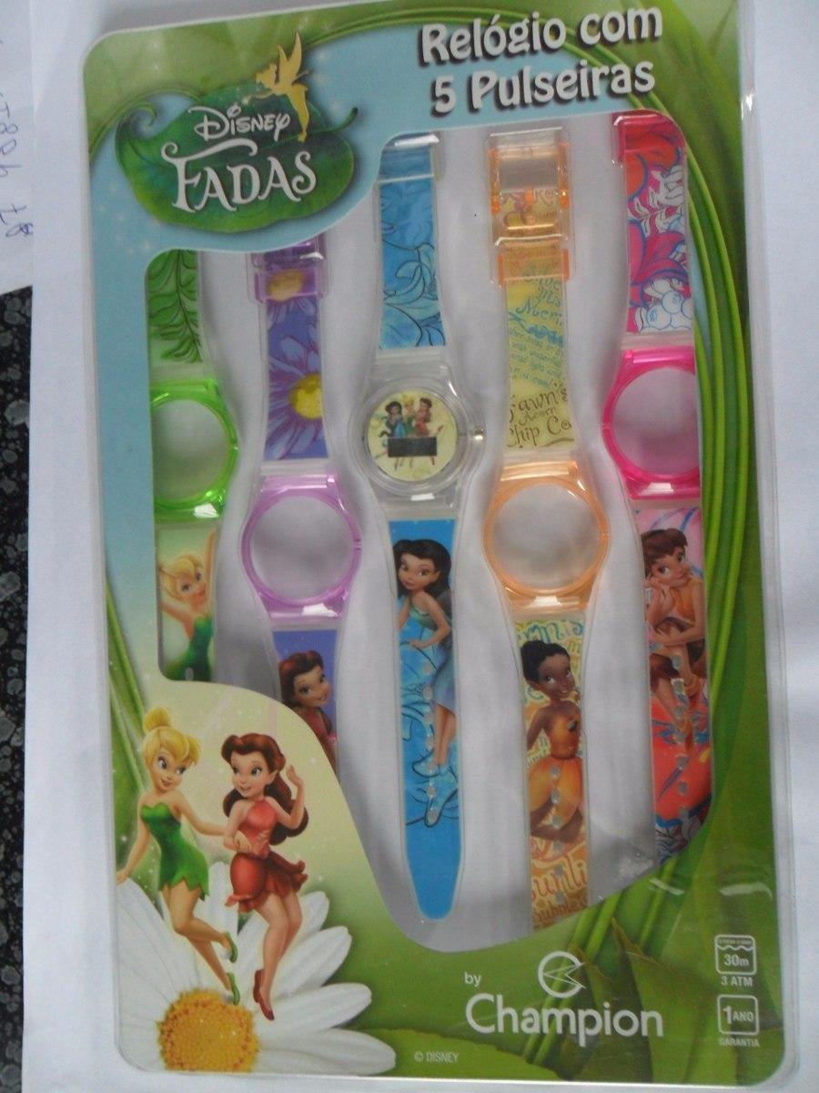 2d0f743bd81 relógio champion infantil digital troca pulseiras fadas · relógio champion  infantil. Carregando zoom.
