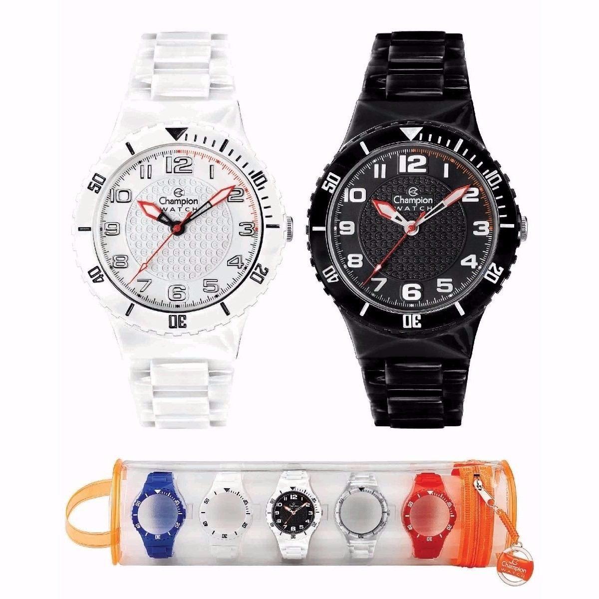 a9da0277099 relógio champion led digital escreve o nome e troca pulseira. Carregando  zoom.