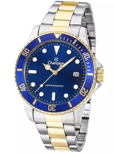 relógio champion masculino