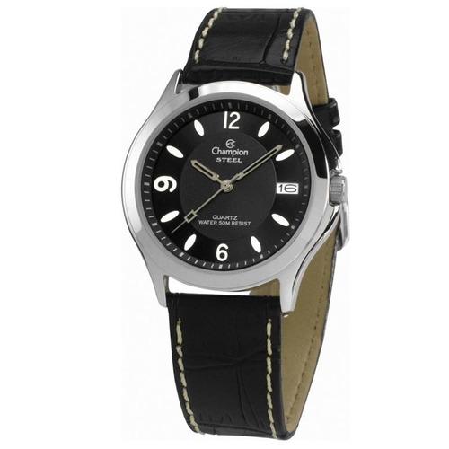 relógio champion masculino ca20554t, c/ garantia e nf