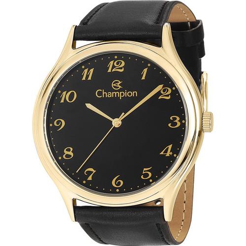 relógio champion masculino original garantia nota cn20024p