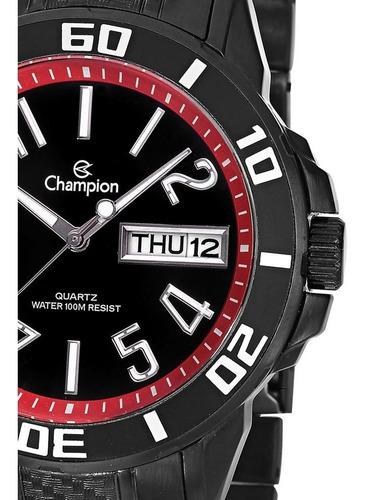 relógio champion original ca30918p