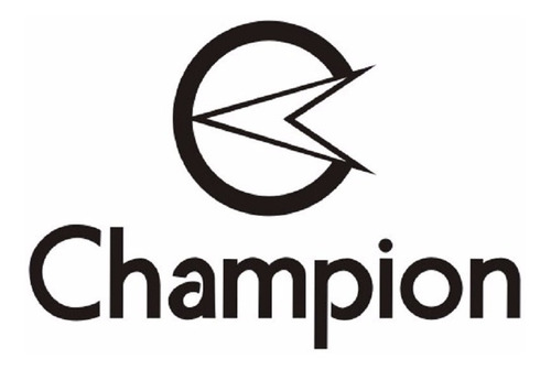 relógio champion pulseira couro preto ch22153m dourado