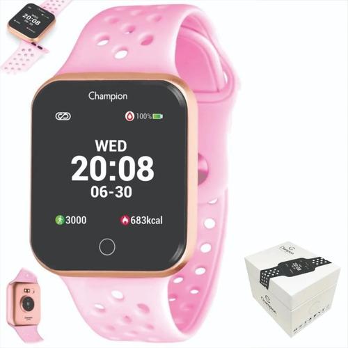 relógio champion smartwatch bluetooth 4.0 - a melhor compra