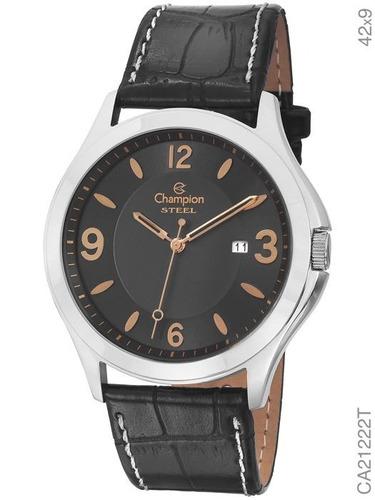 relógio champion social masculino ca21222t