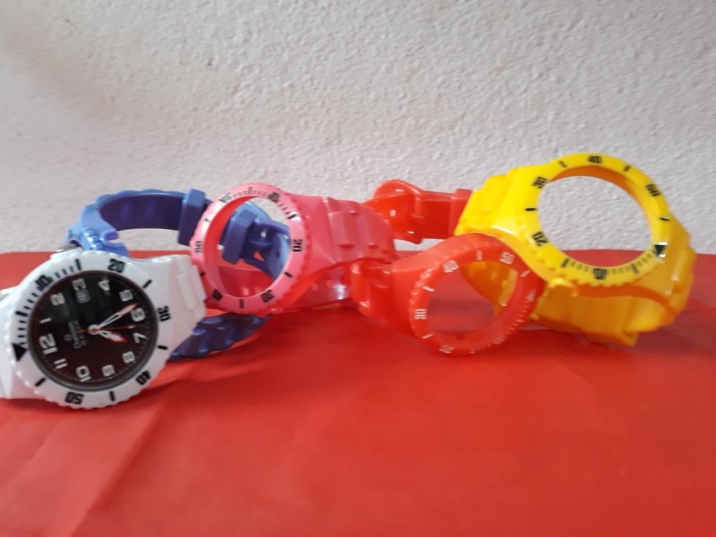 e6458429ab9 relogio champion troca pulseiras cp 30119. Carregando zoom.