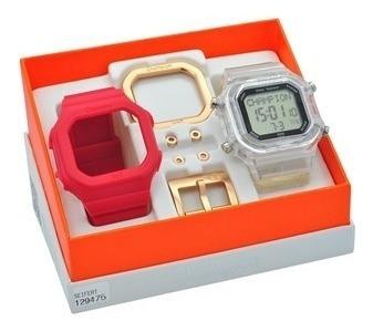 relógio champion yot original cp40180x