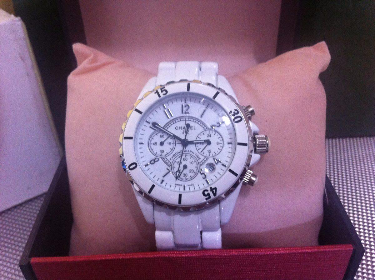 74b151021ea relógio chanel j12 puro luxo. Carregando zoom.