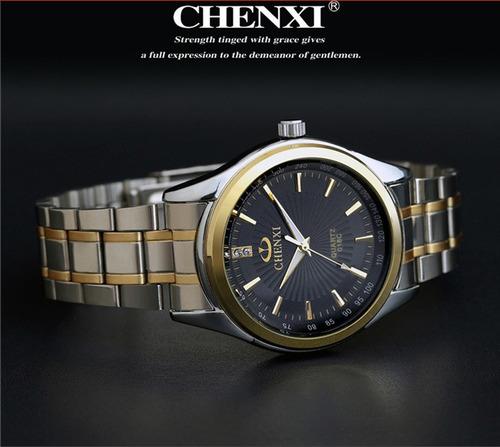 ec379a2d0b0 Relógio Chenxi Homens Quartz ! - R  109
