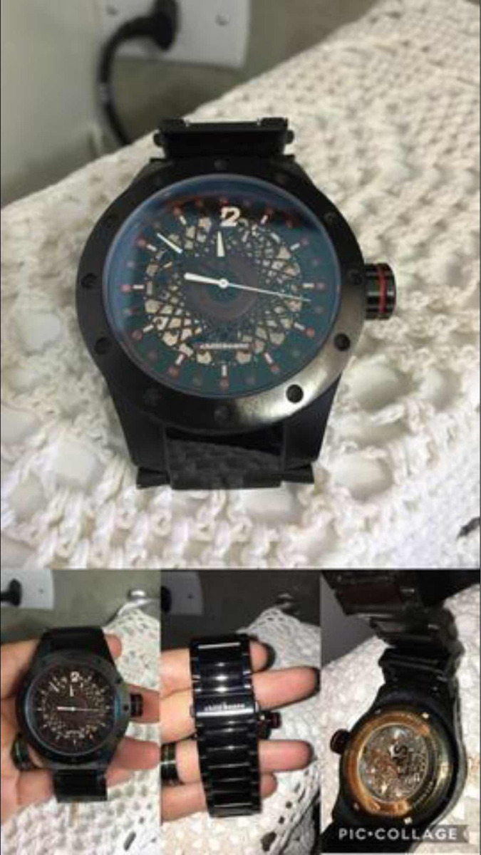 c700dd2191e Relógio Semi-automático Chilli Beans - R  270