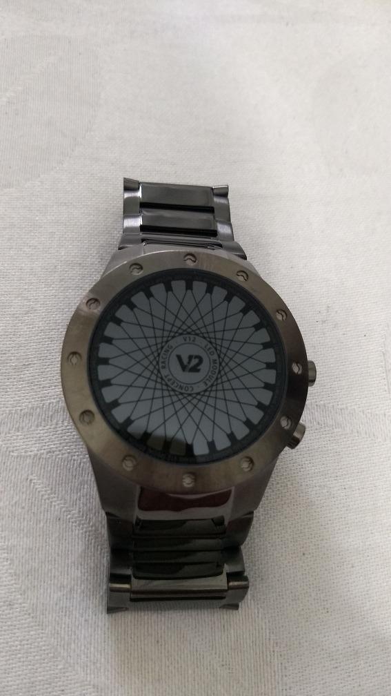 d44b0e9b1 Relógio Chilli Beans Edição Especial V12 - R$ 359,00 em Mercado Livre