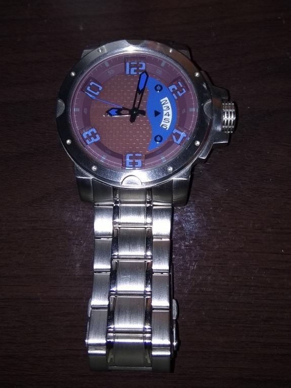 d34fdde1f Relógio Chilli Beans Masculino - R$ 299,00 em Mercado Livre