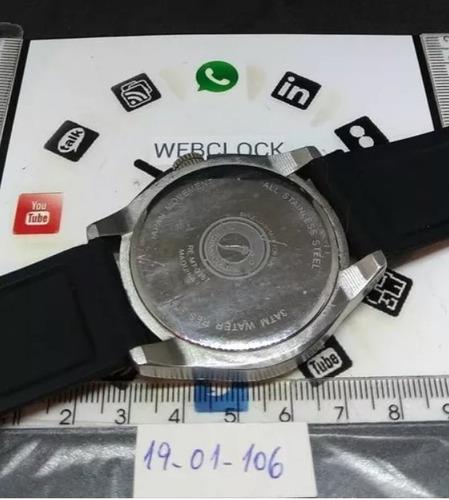 relógio chilli beans t01106 masculino webclock