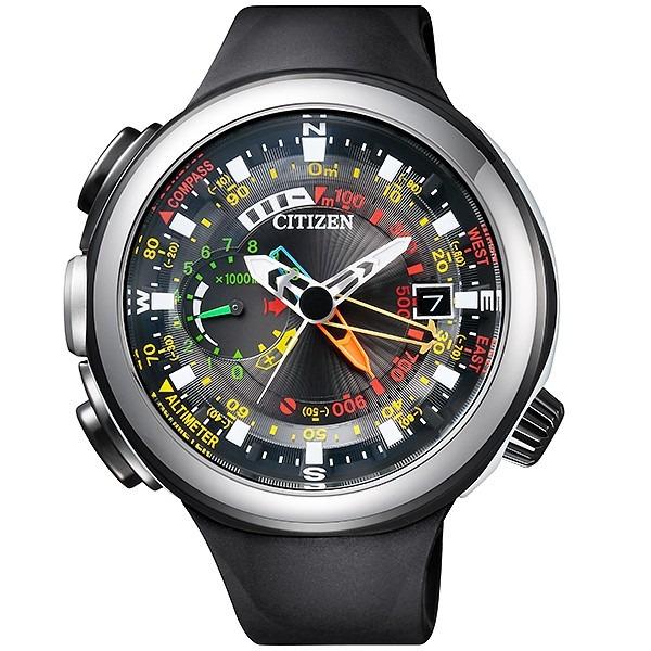 591d885241b Relógio Citizen Altichron Sirrus Bn4034-01e Titanio + Safira - R  6.399