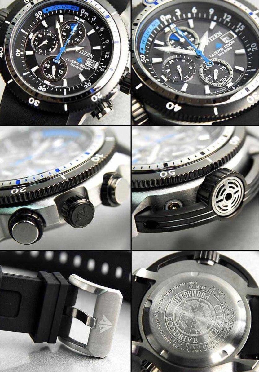 27fc2c3e901 relógio citizen aqualand eco-drive bj2120-07e. Carregando zoom.