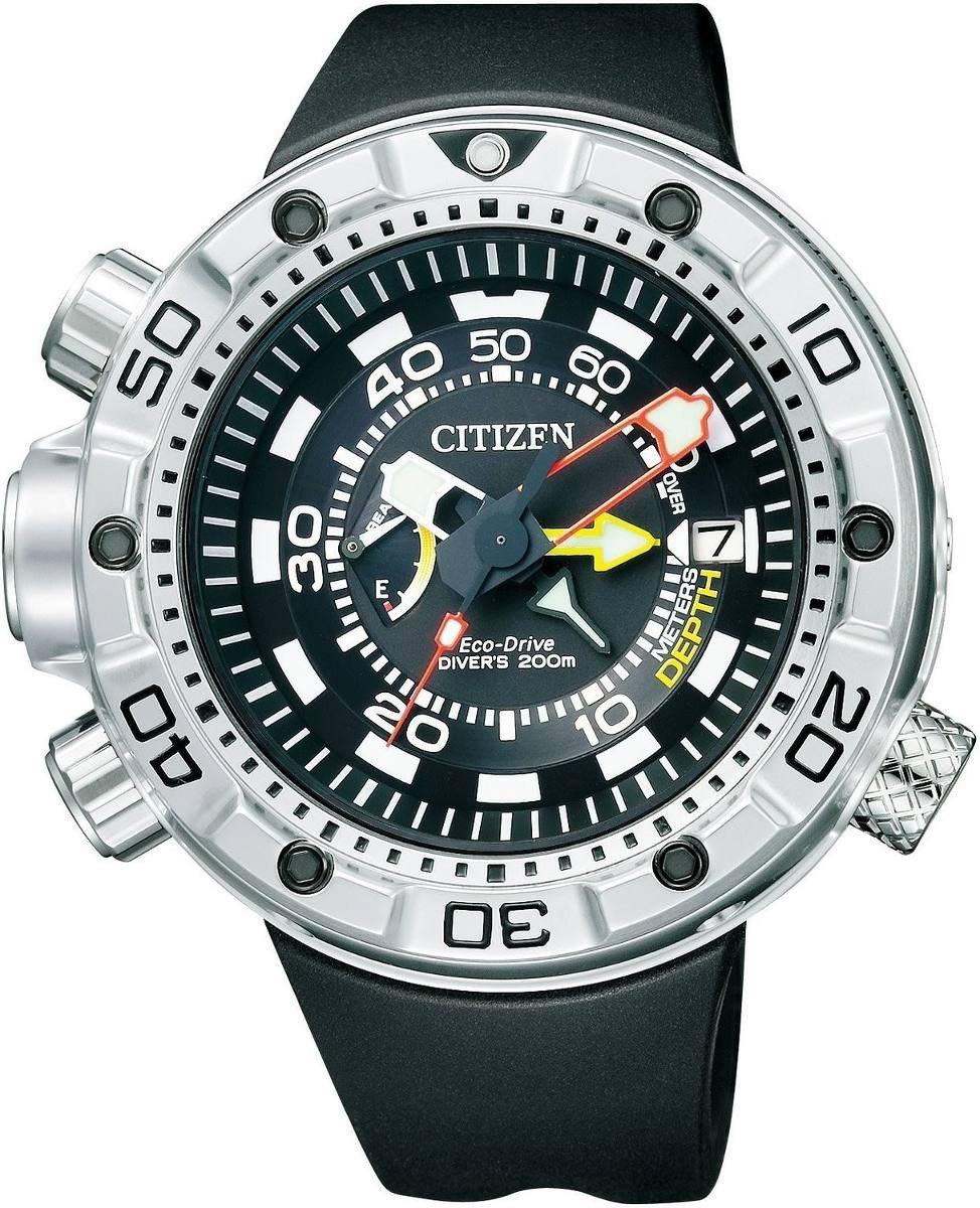 8c830c39a17 relógio citizen aqualand eco-drive bn2021-03e. Carregando zoom.