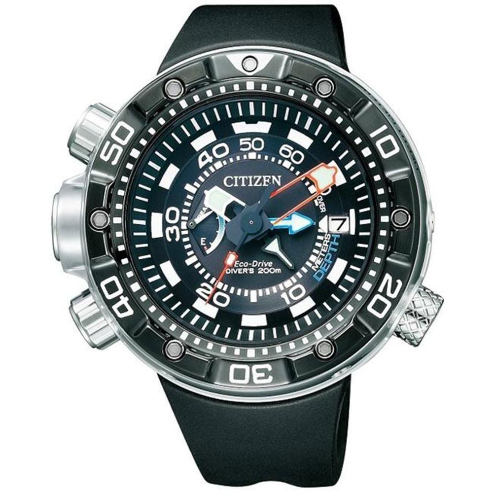 e62d965a443 relógio citizen aqualand eco-drive tz30633n - bn2024-05e. Carregando zoom.
