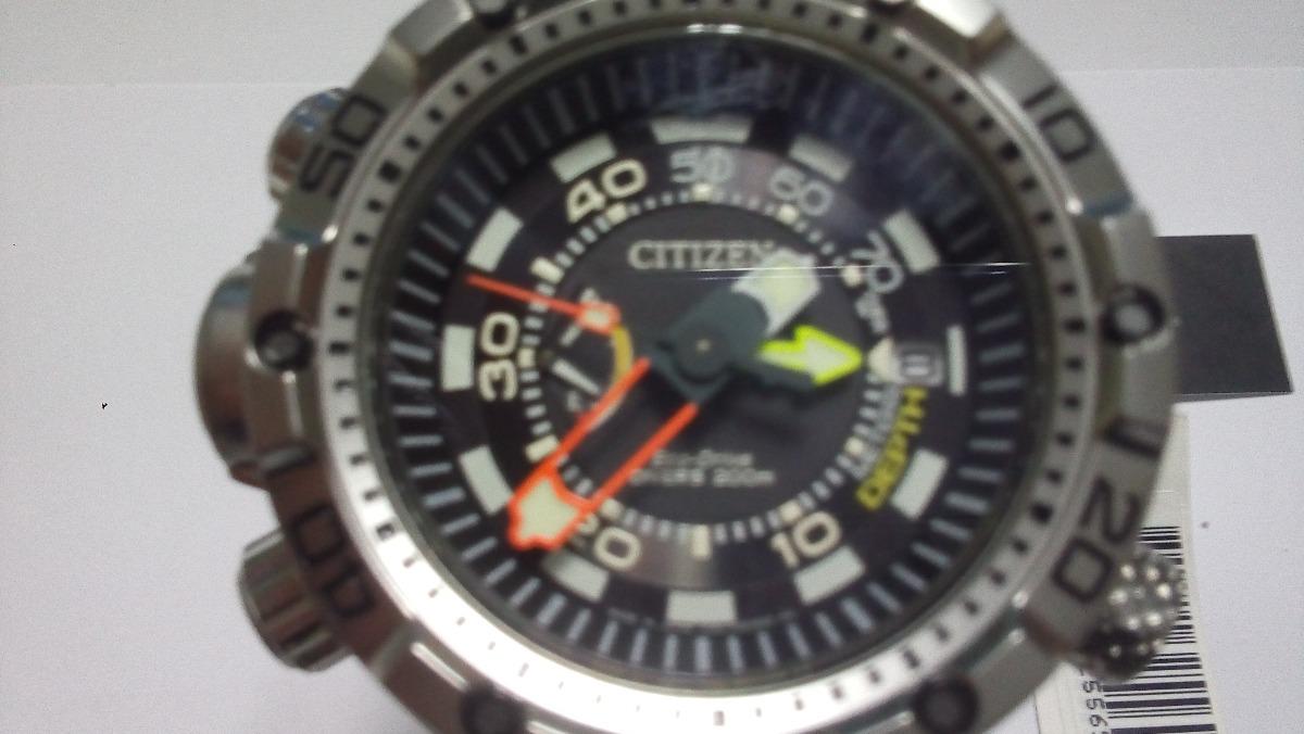 725a9ef3d2b relógio citizen aqualand marine bn2021-03e   tz30633d. Carregando zoom.
