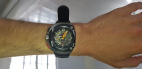 b9eefec7ae Citizen Eco Drive Titanium Meia Lua - Relógios no Mercado Livre Brasil