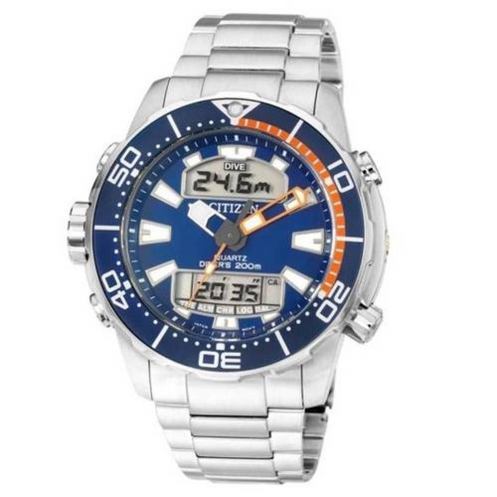 d18d0c4b29c relógio citizen aqualand promaster anadigi tz10164f - clocke. Carregando  zoom.