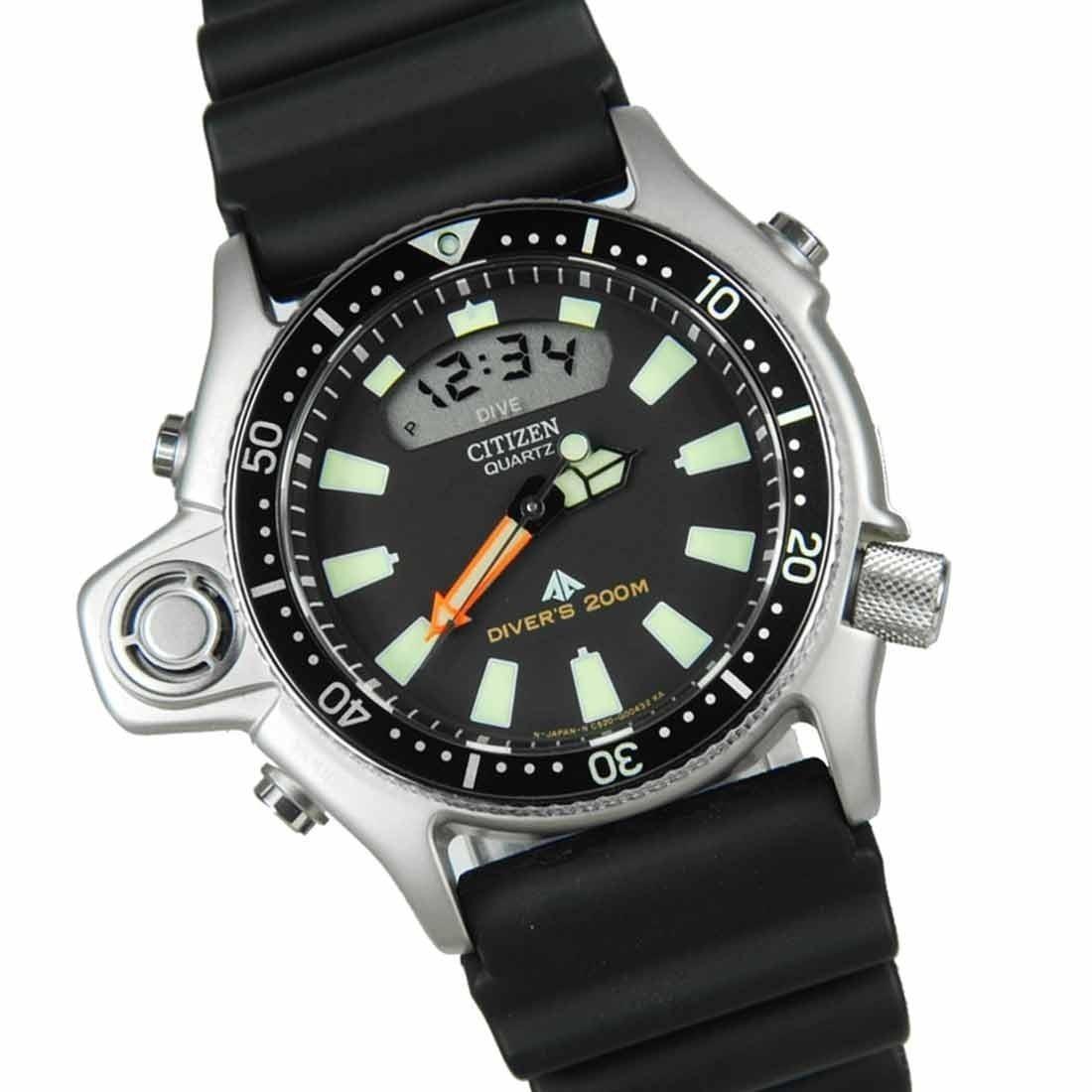 2fdccd12d07 Relógio Citizen Aqualand Promaster Jp2000-08 E Tz10137t - R  2.190 ...