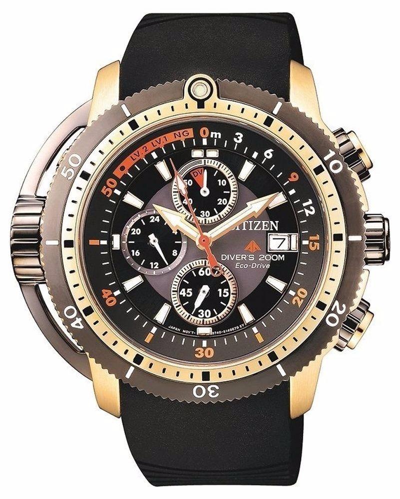 5106ee08e48 Relógio Citizen Aqualand Promaster Tz30722j   Bj2124-14e - R  2.344 ...
