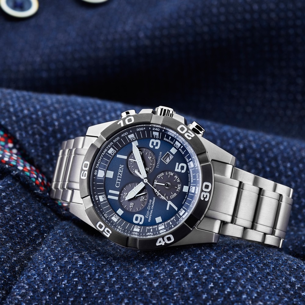 50a46a50b90 relógio citizen bl5558-58l c perpetuo super titanium bl5558. Carregando zoom .