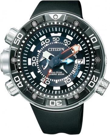 097361d2d86 Relógio Citizen Bn2021-03e Bn2029-01e Bn2021 Novo Aqualand - R ...