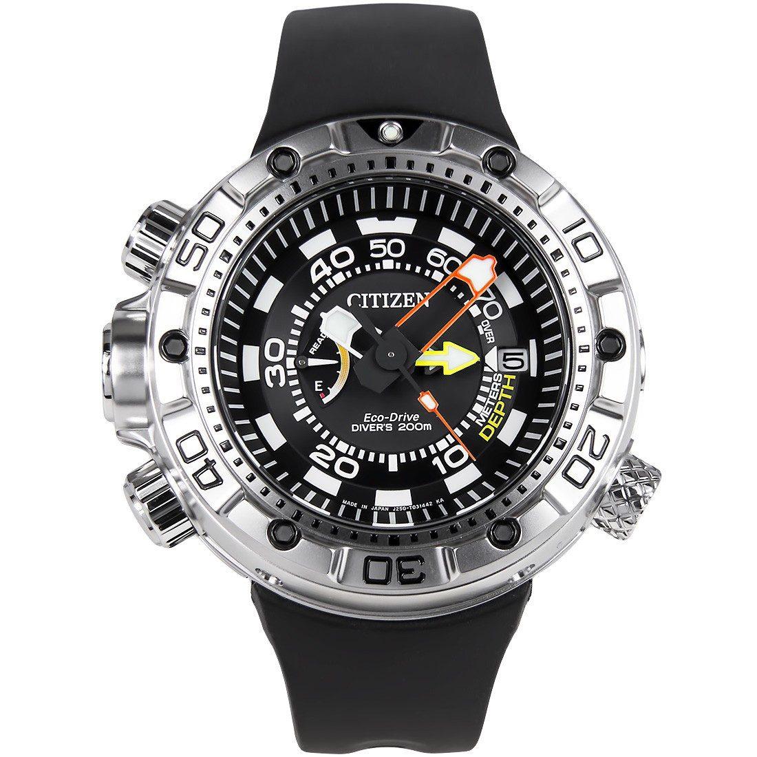 f4dfdfddf6d relógio citizen bn2021 03e orig aqualand eco-drive titanium. Carregando  zoom.