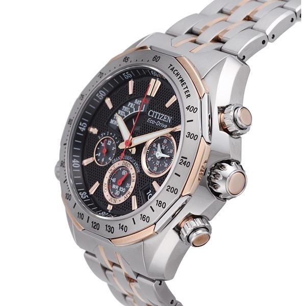 e9ef833f577 Relógio Citizen Bz0016-50e Signature Collection Titanium - R  7.479 ...