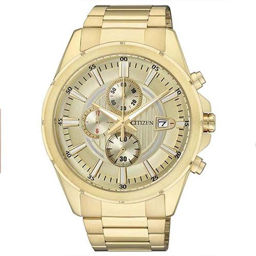 relógio citizen chrono an3562-56p / tz20420g