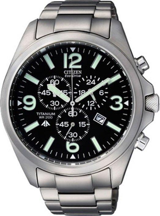 5a4ab03e4bd Relógio Citizen Cronograph Eco-drive Tz30142d  titanium - R  2.200 ...