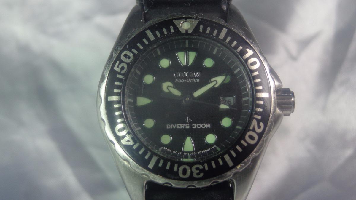 3da67ba4520 relógio citizen eco-drive 300 metros garantia relogiodovovô. Carregando zoom .