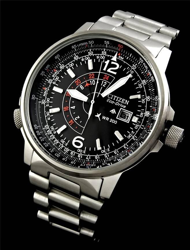 fd0f218fea4 relógio citizen eco-drive bj7010-59e nighthawk frete gratis. Carregando  zoom.