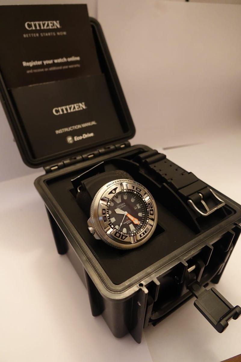 ae9376ed2d5 relogio citizen eco-drive bj8050-08e + adaptador de pulseir. Carregando  zoom.