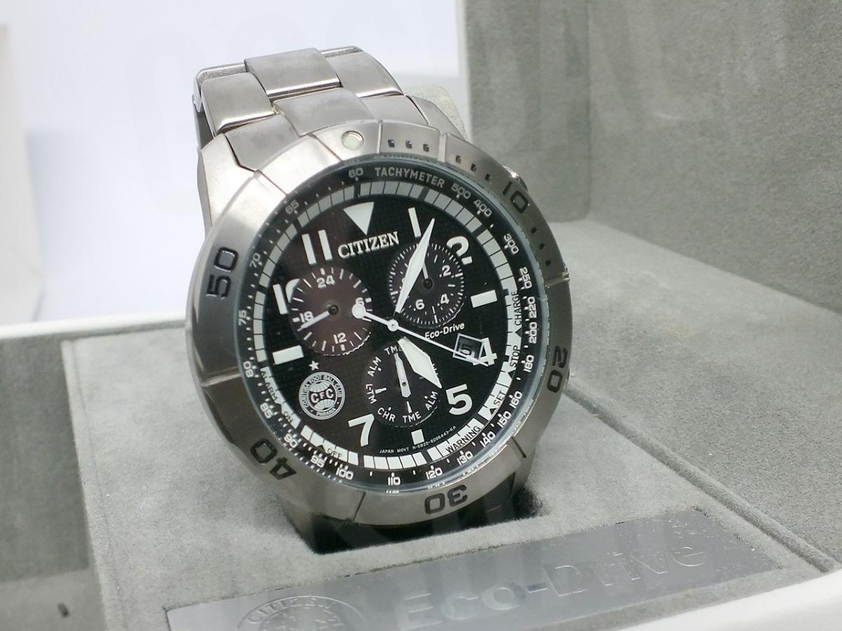 369d1270254 relógio citizen eco-drive centenário coritiba titânio novo. Carregando zoom.