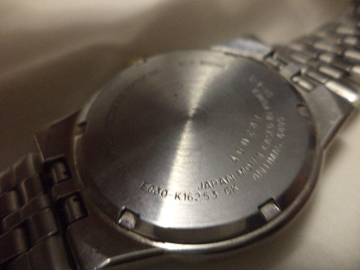 40570caa578 Relógio Citizen Eco-drive E 30 Não Usa Bateria - R  400
