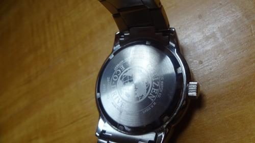 relógio citizen eco-drive promaster