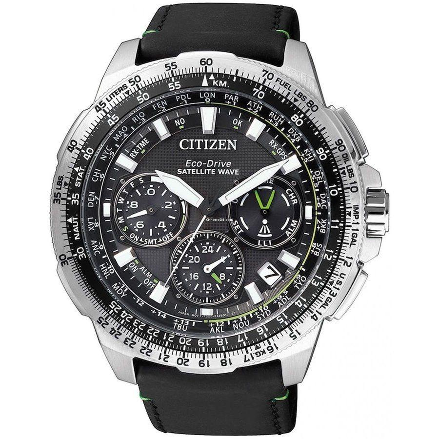 58ad2403ee3 relógio citizen eco-drive promaster navihawk gps cc9030-00e. Carregando  zoom.