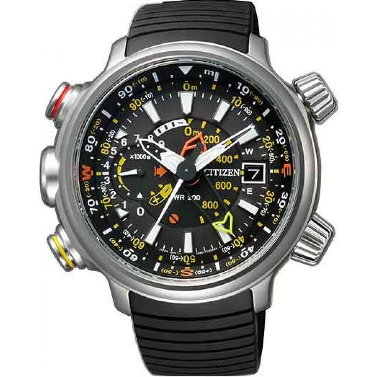 2e1df1fd337 relógio citizen eco-drive promaster terra tz30357y titânio. Carregando zoom.