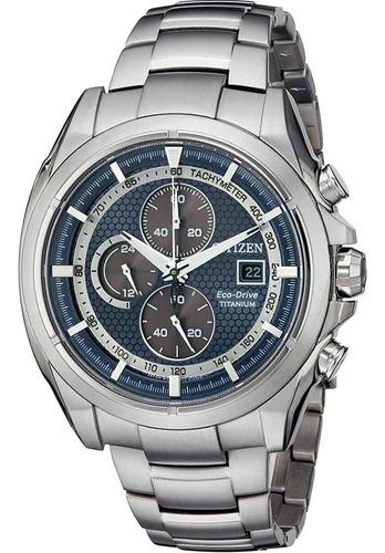 relógio citizen eco-drive titanium tz20377f
