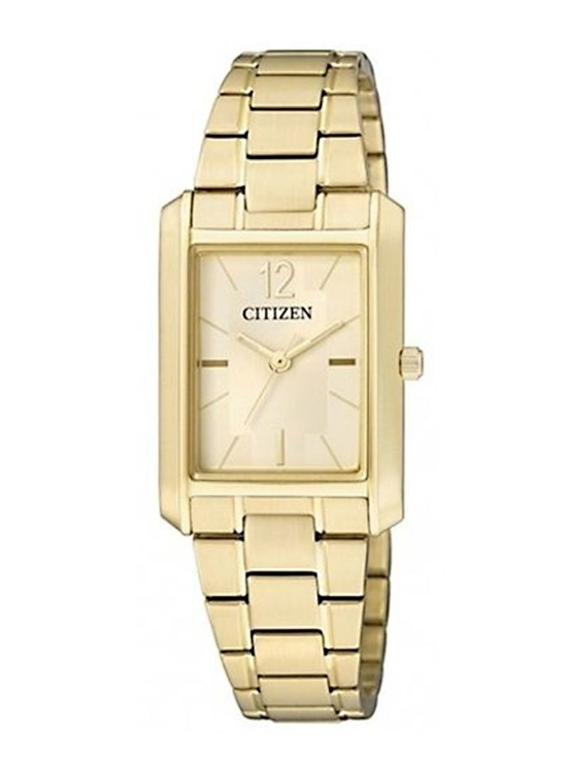 7254fbeaa6f relógio citizen feminino analógico dourado er0192-55p. Carregando zoom.