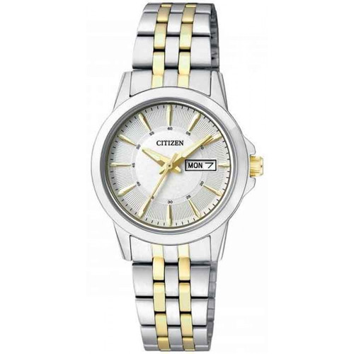 relógio citizen feminino ladies eq0608-55a / tz28422b