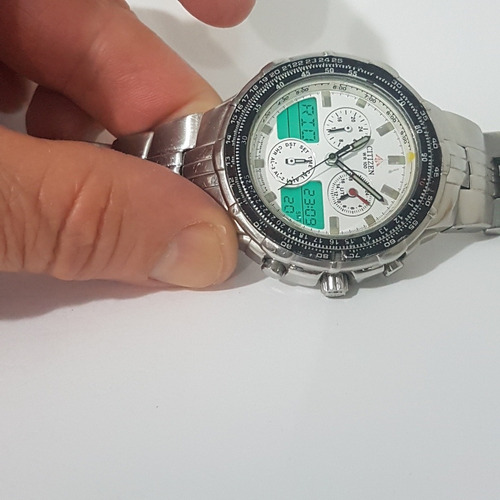 relogio citizen horamund masculino c310 antigo do vovo lindo