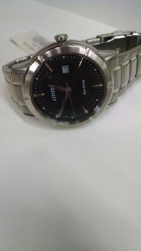 relógio citizen masc eco drive aw1080-51e original e barato