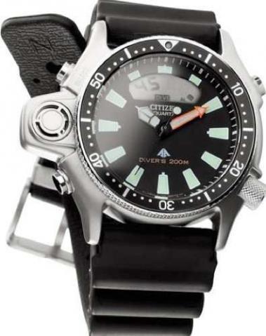 a08bee5266f Relógio Citizen Masculino Aqualand Jp2000-08e Serie Prata - R  2.999 ...