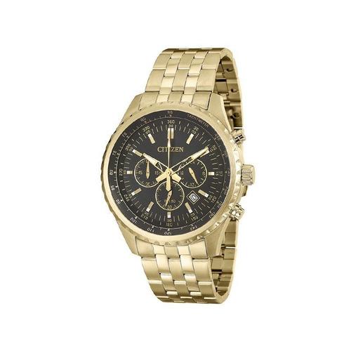 relógio citizen masculino dourado tz30811u