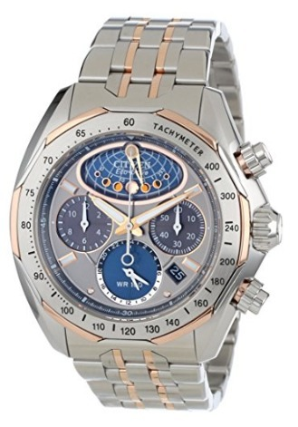 4429fa90908 Relógio Citizen Masculino Eco Drive Moonphase Signature - R ...