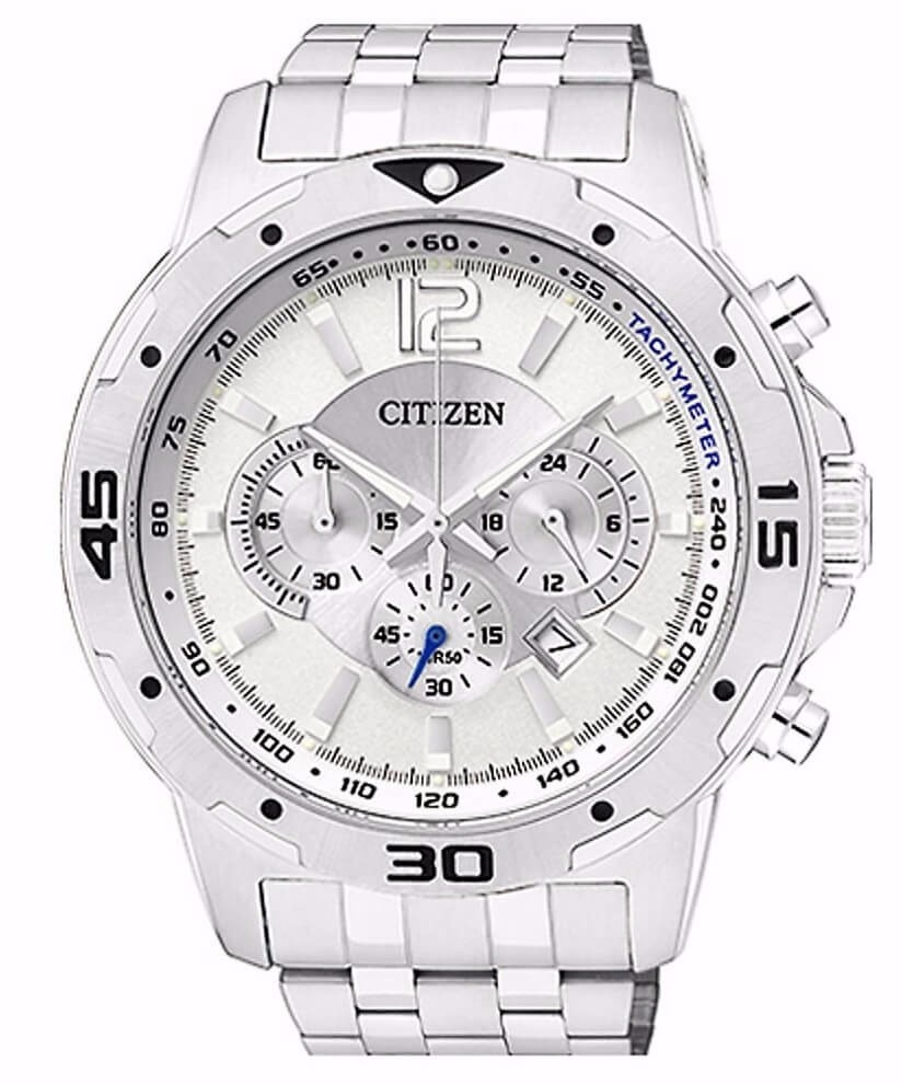 3cbd5760176 relógio citizen masculino gents tz30839q - an8100-54a. Carregando zoom.
