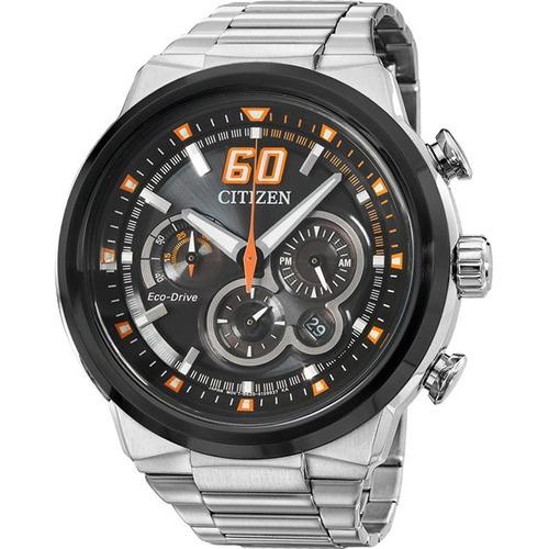 relógio citizen masculino prateado original nota tz30688j